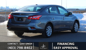 2017 Nissan Sentra SV Auto – Heated Seats | Camera | Warranty | Keyless Entry full